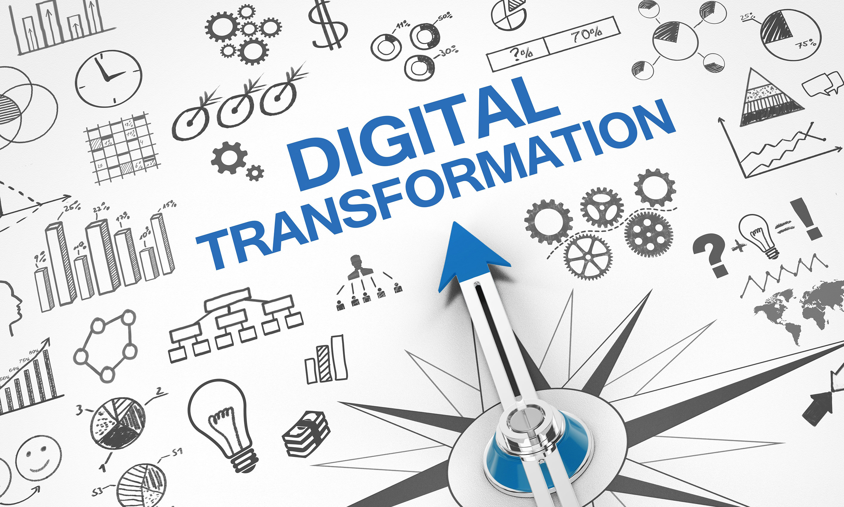 SMEs should focus their efforts on digital transformation in order to survive